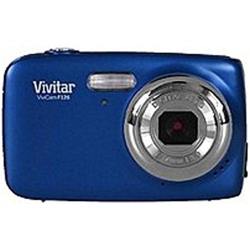 "Vivitar 16.1MP Digital Camera with 1.8"" Preview Screen Blue"