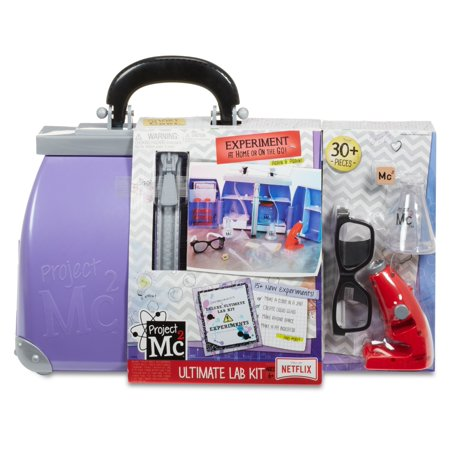 Project Mc2 Ultimate Lab Kit- -
