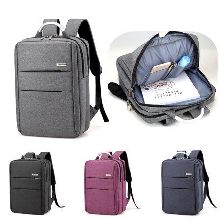 Mens Boys Laptop Backpack School Designer Fashion Shoulder Travel Bags 17''