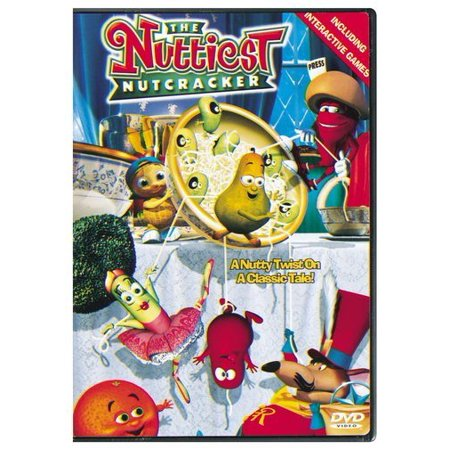 The Nuttiest Nutcracker (DVD)