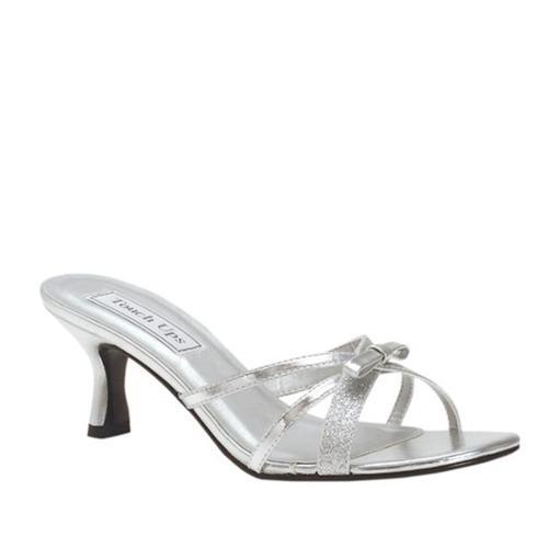 Benjamin Walk 807MO_06. 5 Erin Shoes in Silver Glitter - Size 6. 5