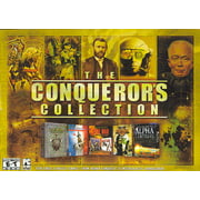 Sid Meier's Conqueror's Collection - from Roman Conquest to Intergalactic Armageddon - 5 Classic PC Strategy Games