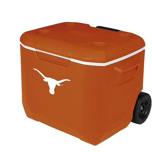 60 Quart Performance Wheeled Cooler Tennessee Titans