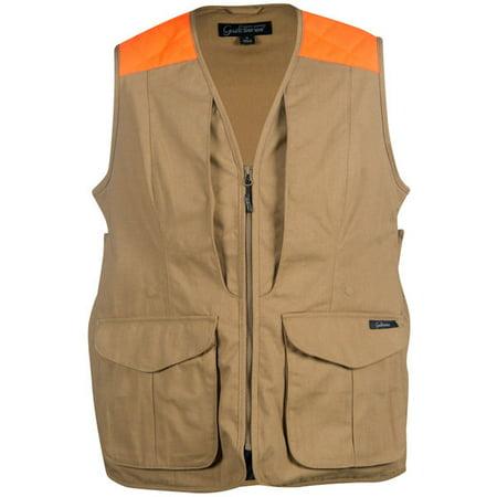 Gander Mountain Guide Series Women's Retriever Vest In Lead Grey/Blaze - L