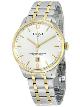 Tissot Men's Chemin Des Tourelles Powermatic 80 Automatic 42mm Watches
