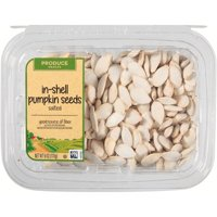 Nature's Harvest Dry Roasted & Salted Pumpkin Seeds, 6 oz