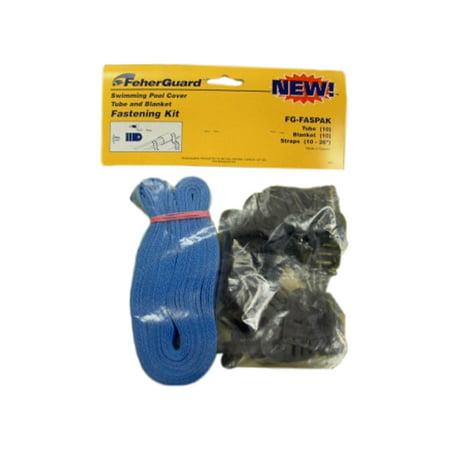 Fastening Strap Kit (FeherGuard FGFASKIT Solar Reel Strap Fastening kit FG-FASKIT )