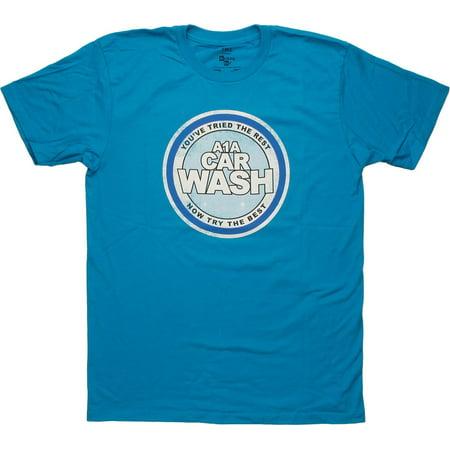 Breaking Bad A1A Car Wash T Shirt Sheer