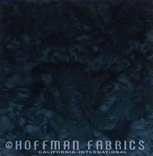 McKenna Ryan Bali Batik Palette~Blacklight MR1895-537 Sold by the Yard by Hoffman of CA