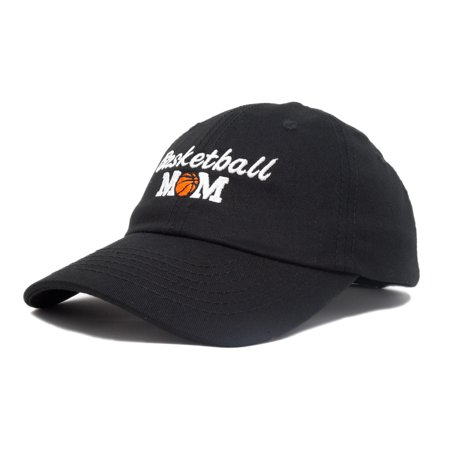DALIX Basketball Mom Hat and Caps for Women in (Basketball Cap)