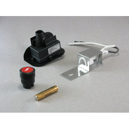Weber Grill Q120, Q220 Igniter Kit Replacement 80475