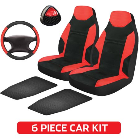 ad sc 6 piece car kit available in multiple styles