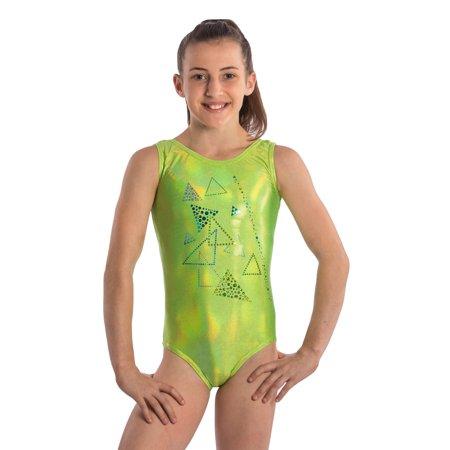 fefacc984e55 Lizatards - Girls Gymnastics Leotards Lime Delight by Lizatards ...