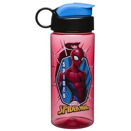 Spider Man Water Bottle - Marvel Comics Spider-Man Water Bottles 16 oz.
