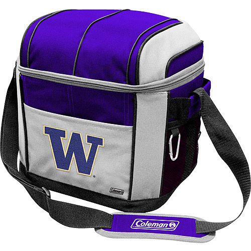 "Coleman 11"" x 9"" x 13"" 24-Can Cooler, Washington Huskies"