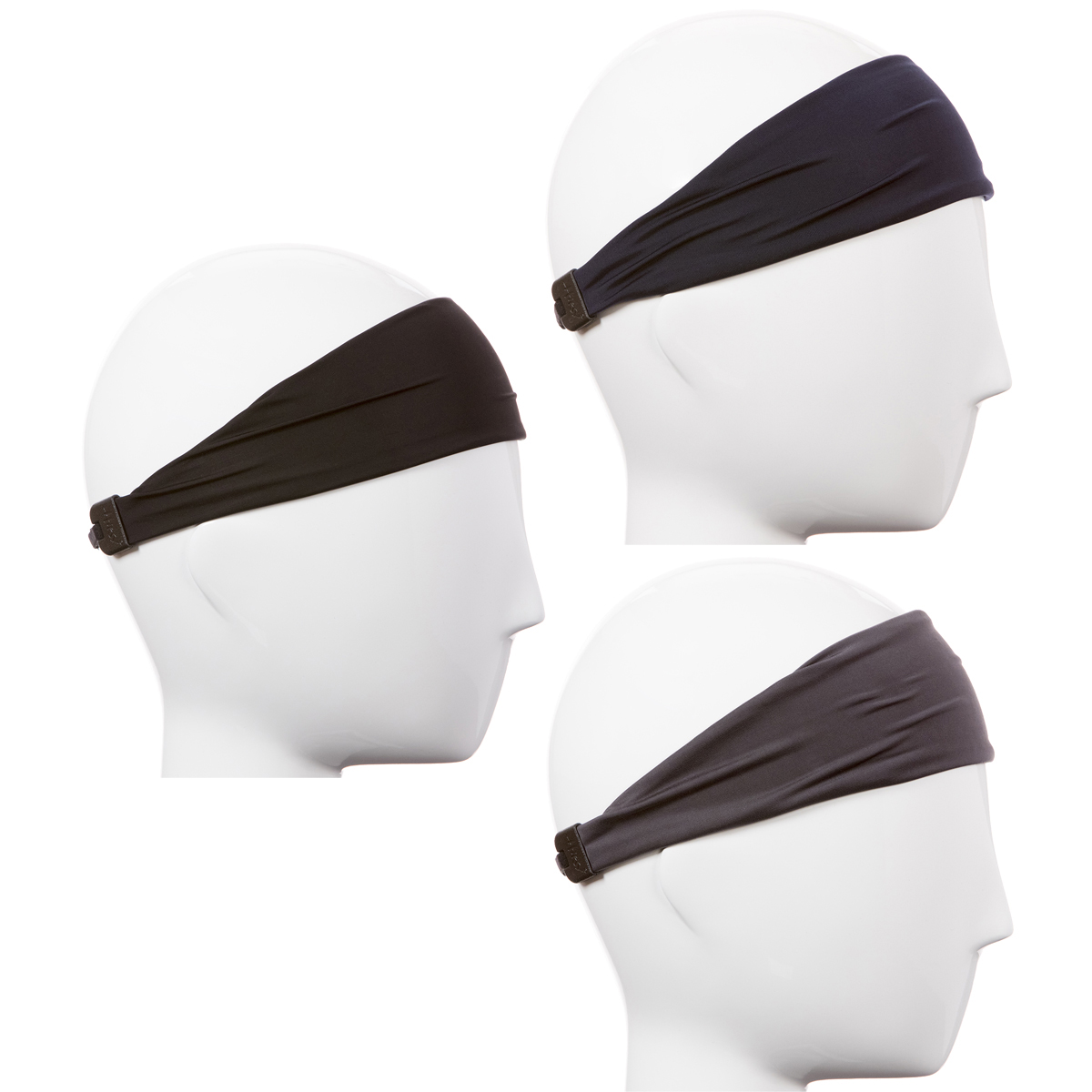 Hipsy Xflex Adjustable   Stretchy Sports Headbands for Women Gift ... 183624194fc