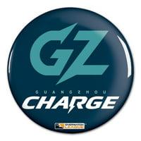 """Guangzhou Charge WinCraft Team Logo 3"""" Button Pin"""