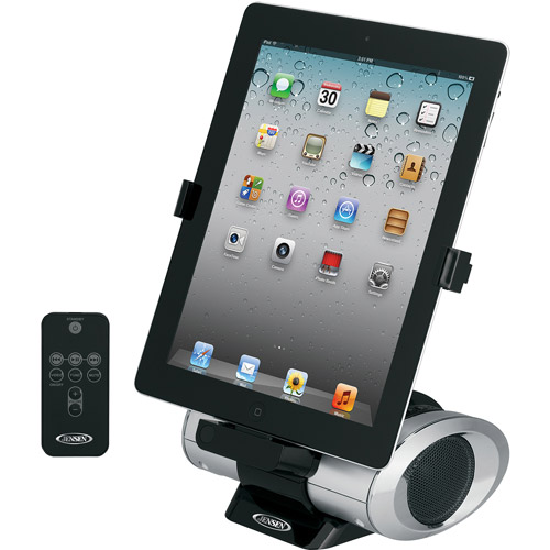 Jensen Docking Speaker Station for iPod, iPhone and iPad