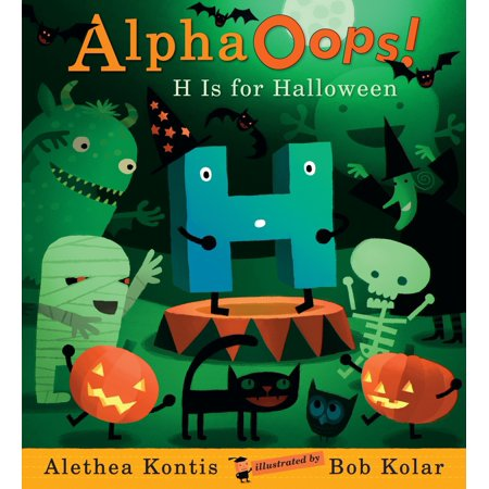 AlphaOops: H Is for Halloween](Theme This Is Halloween)