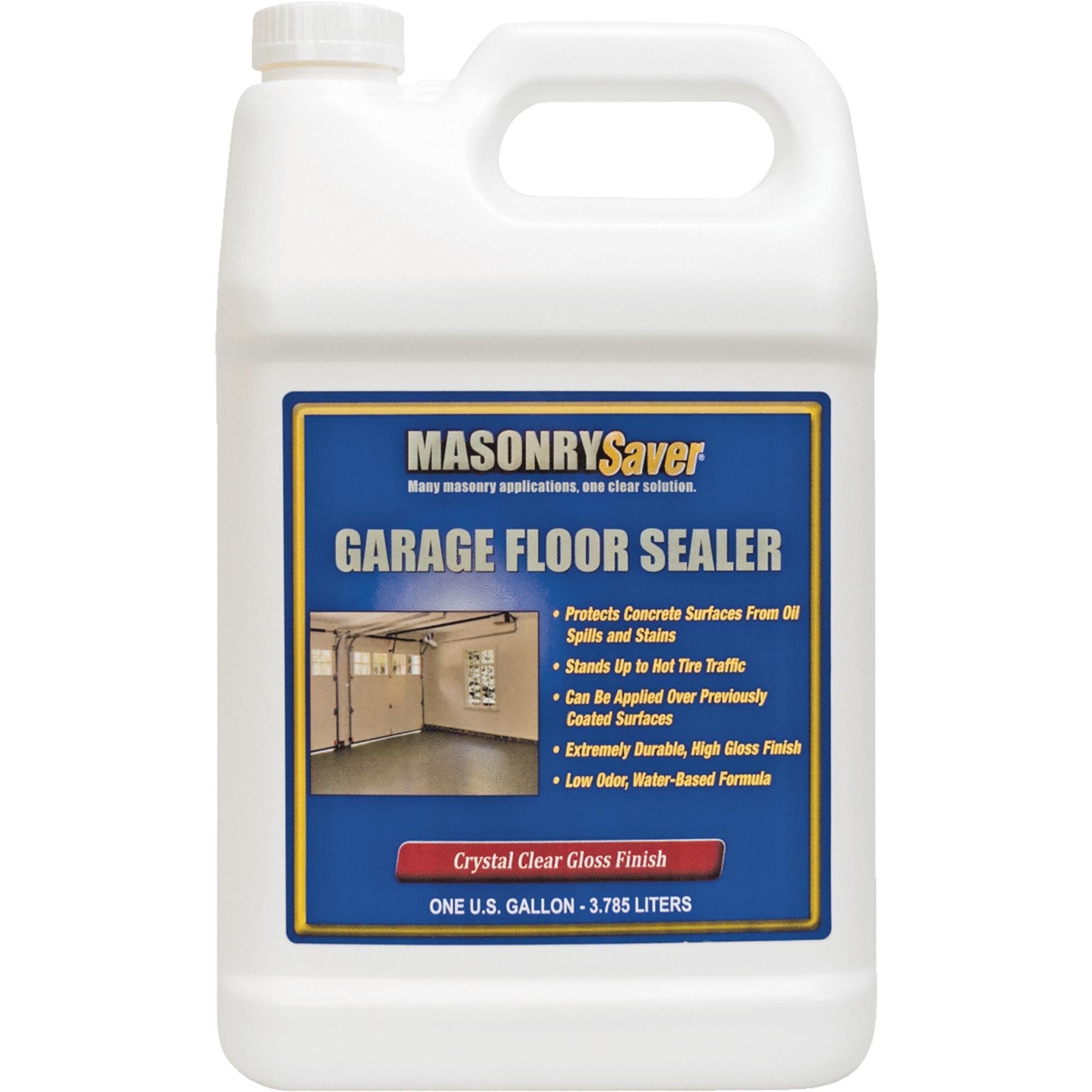 Masonry Saver Garage Floor Concrete Sealer