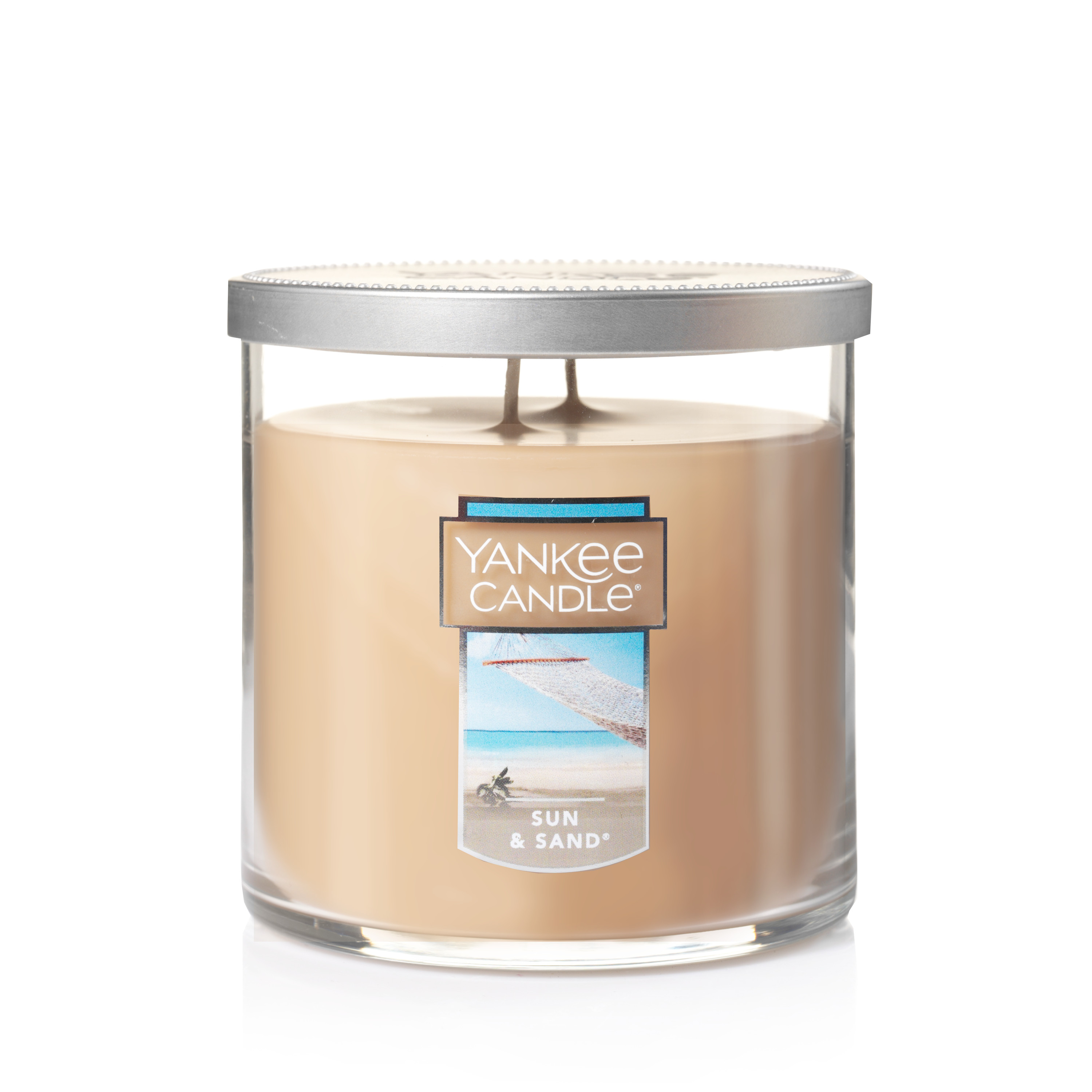 Yankee Candle Medium 2-Wick Tumbler Candle, Sun & Sand by Yankee Candle