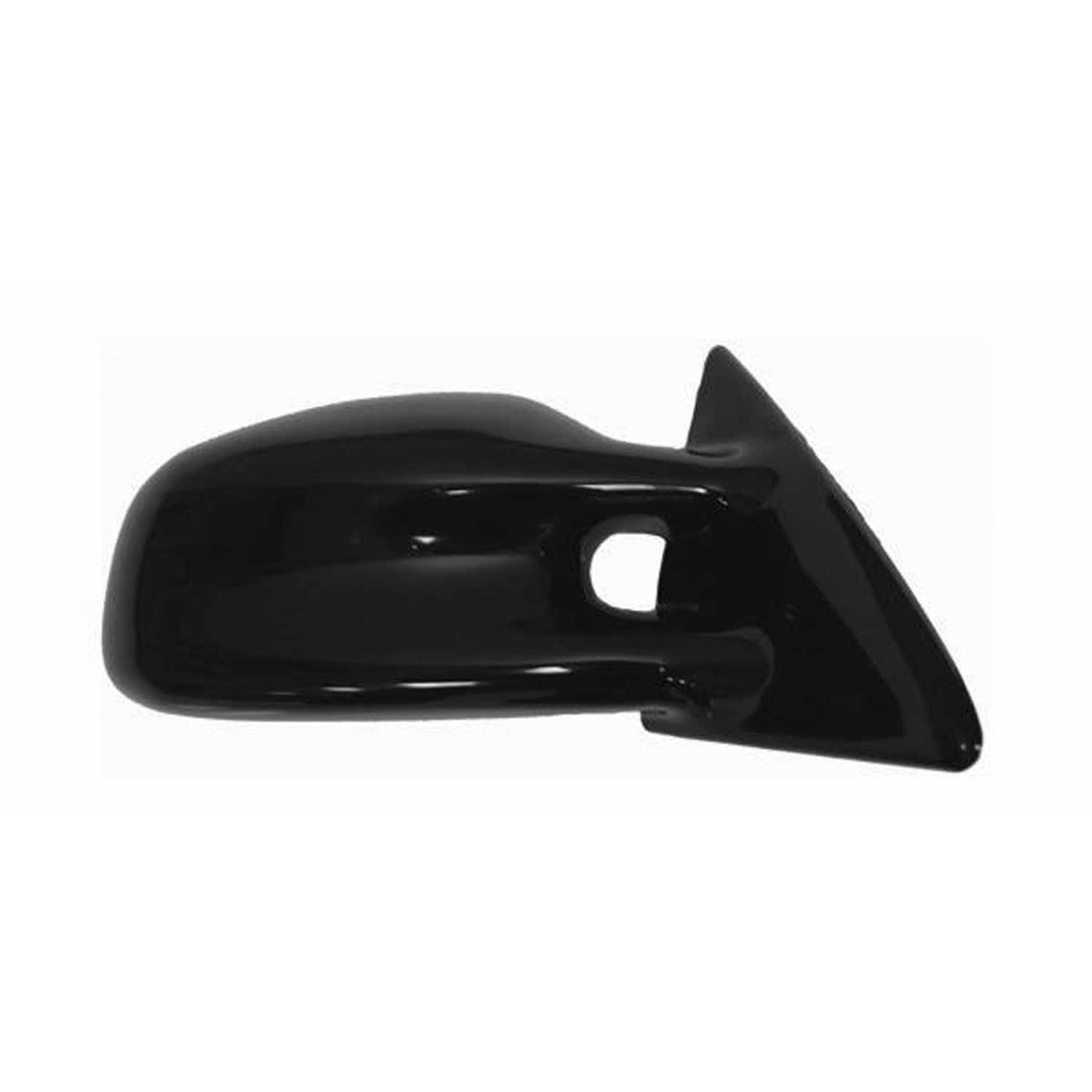 New Passenger Side Right Power Door Mirror Assembly, 22613584; 22613596
