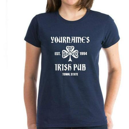 Cafepress personalized irish pub t shirt for Walmart custom made t shirts
