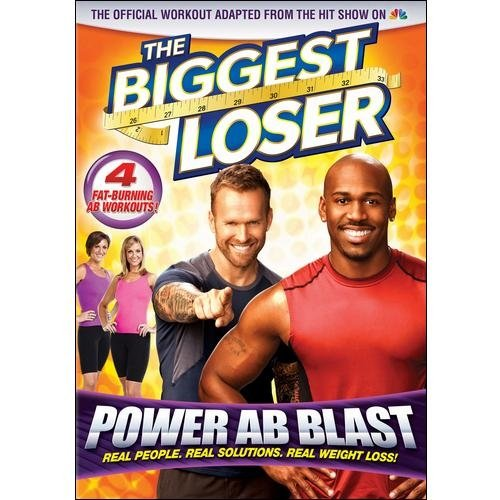 The Biggest Loser: Power Ab Blast (Widescreen)