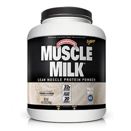 Cytosport Muscle Milk, Cookies N Cream, 4.96 Lb
