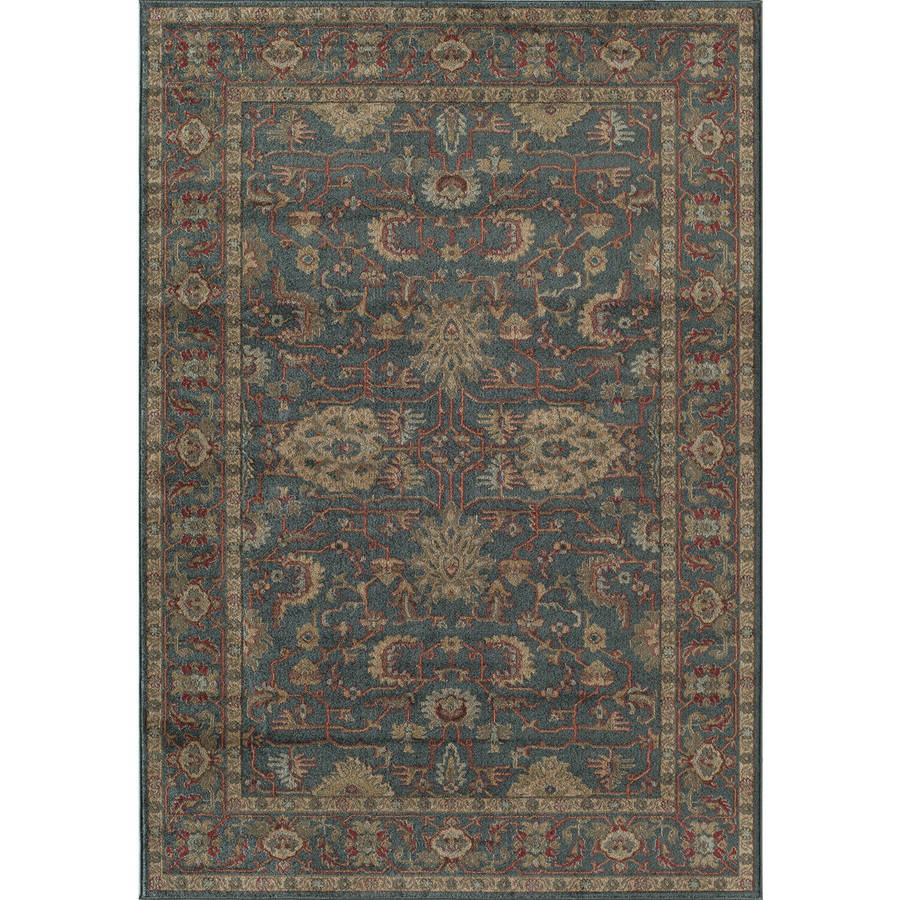 better homes and gardens rugs better homes and gardens venetian 5 x 7 area rug 10820