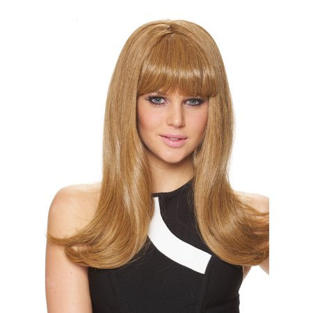 Adult Mod Fashion Wig Franco American Novelties 21912 21074-25