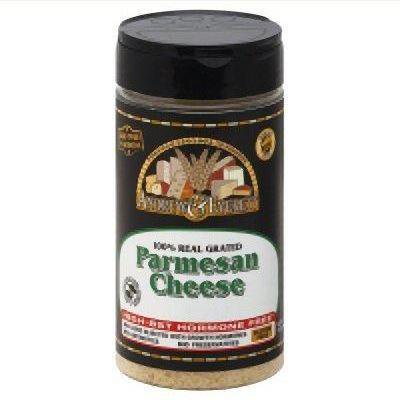 12 Pack : Andrew And Everett Grated Parmesan Cheese, 7 Ounce Bottle : Packaged Parmesan Cheeses