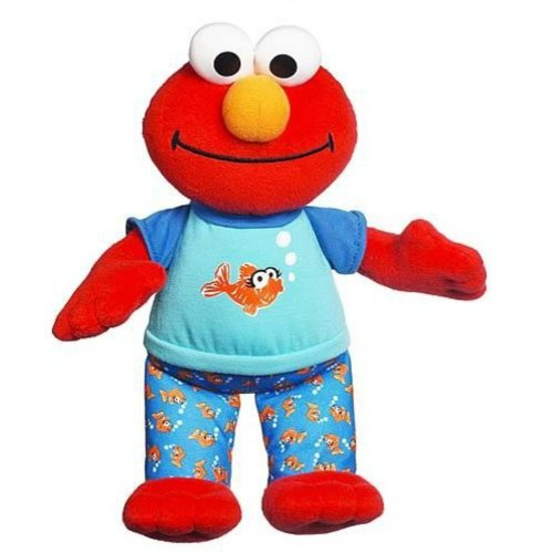 Playskool Sesame Street Lullaby & Good Night Elmo by Hasbro, Inc