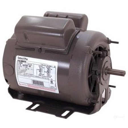 1 2 hp 1800 rpm 56 frame 115 230v farm building belted fan for 450 hp electric motor