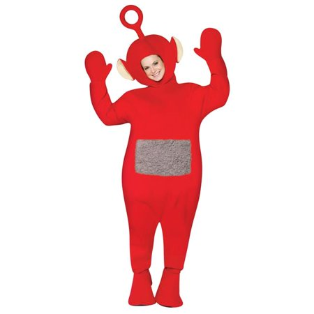 Morris Costumes GC4217 Teletubbies Po Adult Costume