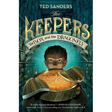 - The Keepers: The Box and the Dragonfly - eBook