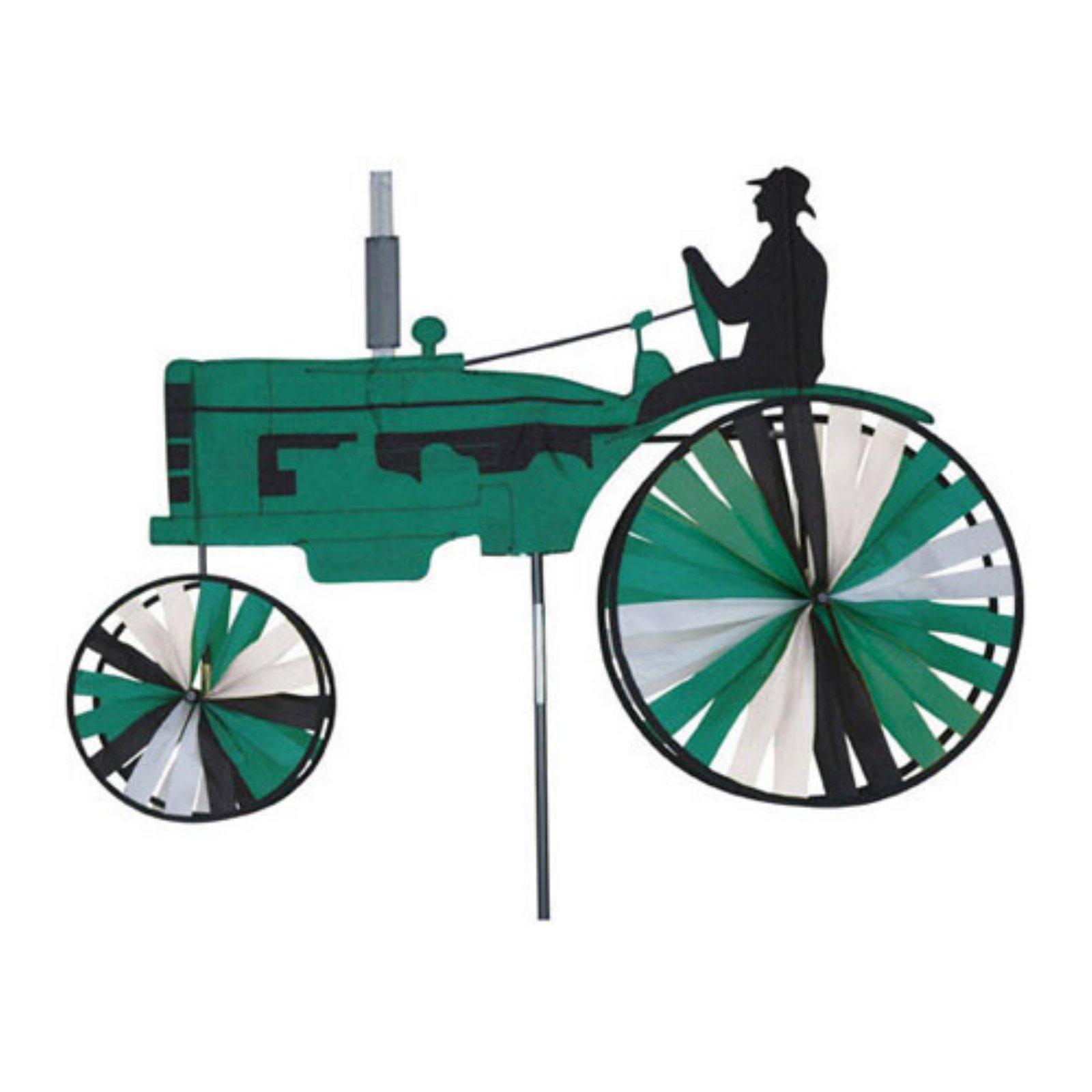 Premier Designs Green Tractor Spinner
