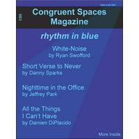 Congruent Spaces Magazine, Issue 5 - eBook