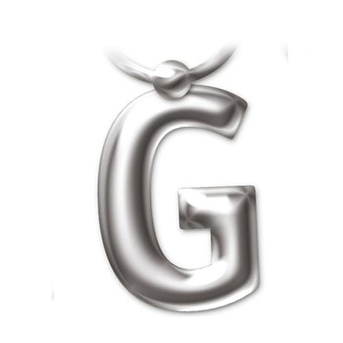 IF Letter Key Ring, G - image 1 de 1