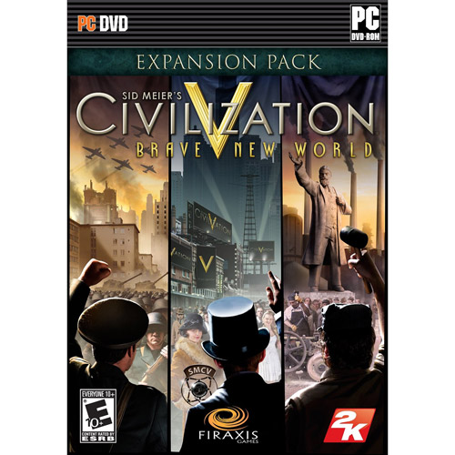 Take2 Games Sid Meier's Civilization V: Brave New World 41290