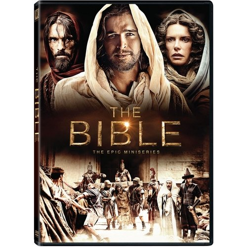 The Bible: The Epic Mini Series (Widescreen)