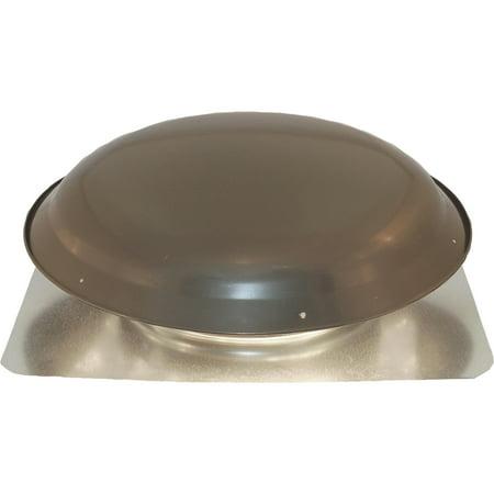 Ventamatic Superior Galvanized Steel Dome Power Roof Mount Attic Vent