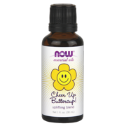 NOW Cheer Up Buttercup Uplifting Oils, 1 Oz