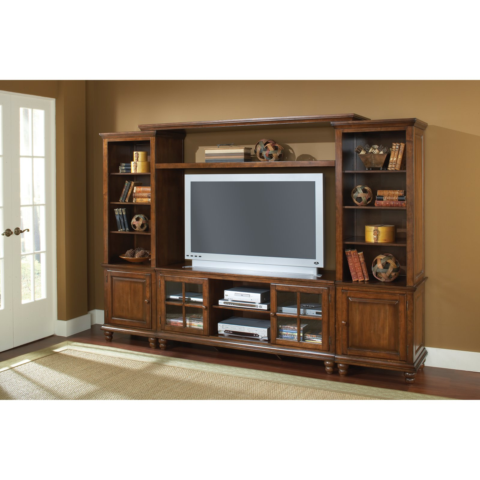Hillsdale Grand Bay Entertainment Center by Hillsdale