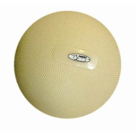 6-inch FitBALL Intermediate Body Therapy Ball w White Finish