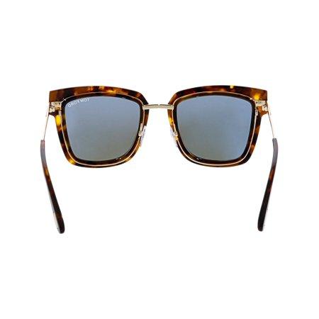 9409145cd4f Tom Ford Women s Lara FT0573-55A-52 Brown Square Sunglasses - image 2 ...