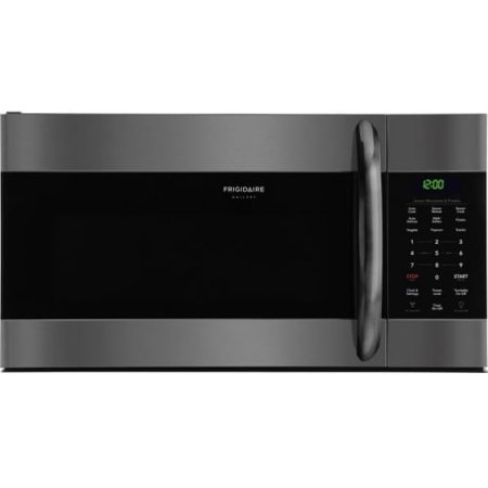 Frigidaire FGMV176NT 30 Inch Wide 1.7 Cu. Ft. 1000 Watt Over-the-Range (Best 30 Inch Over The Range Microwave)