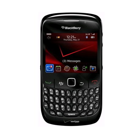 Blackberry Curve 9330 Replica Dummy Phone / Toy Phone (Black) (Bulk Packaging) Blackberry Curve 8300 Sprint