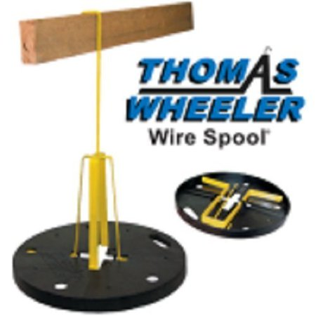 Rack-A-Tiers 19455 Thomas Wheeler Wire Spool - Romex, MC and Flex ...