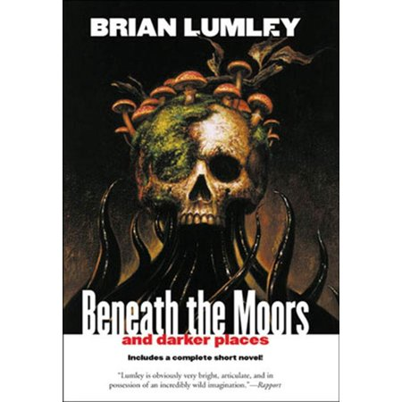 Beneath the Moors and Darker Places - eBook